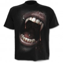 T-shirt GOTH FANGS