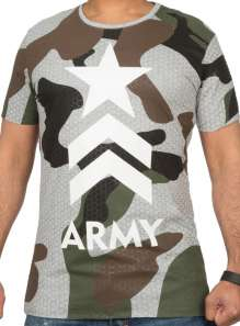 T-Shirt Army Star
